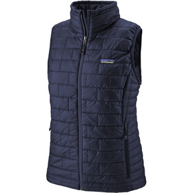 Patagonia Nano Puff Chaleco Mujer, classic navy